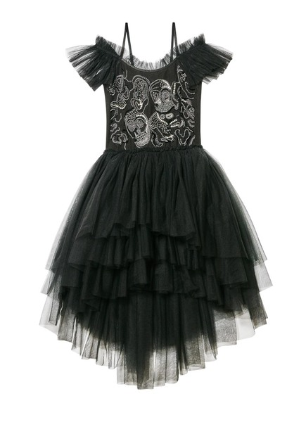 SUPERNATURAL TUTU DRESS - BLACK