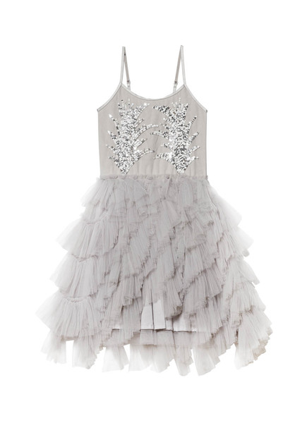 GRACEFUL SPIRITS TUTU DRESS - SILVERLINING