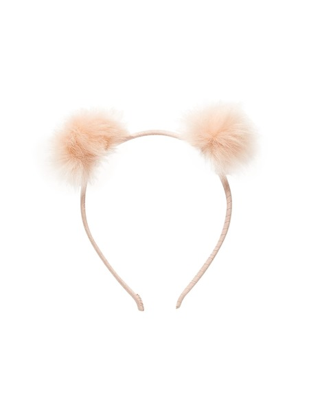 ANEMONE HEADBAND - TEA ROSE