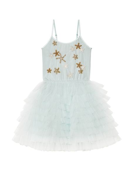 STARLETTE TUTU DRESS - AQUA GLAZE