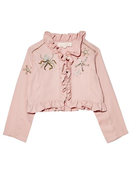 STARFISH WISHES JACKET - BLOSSOM