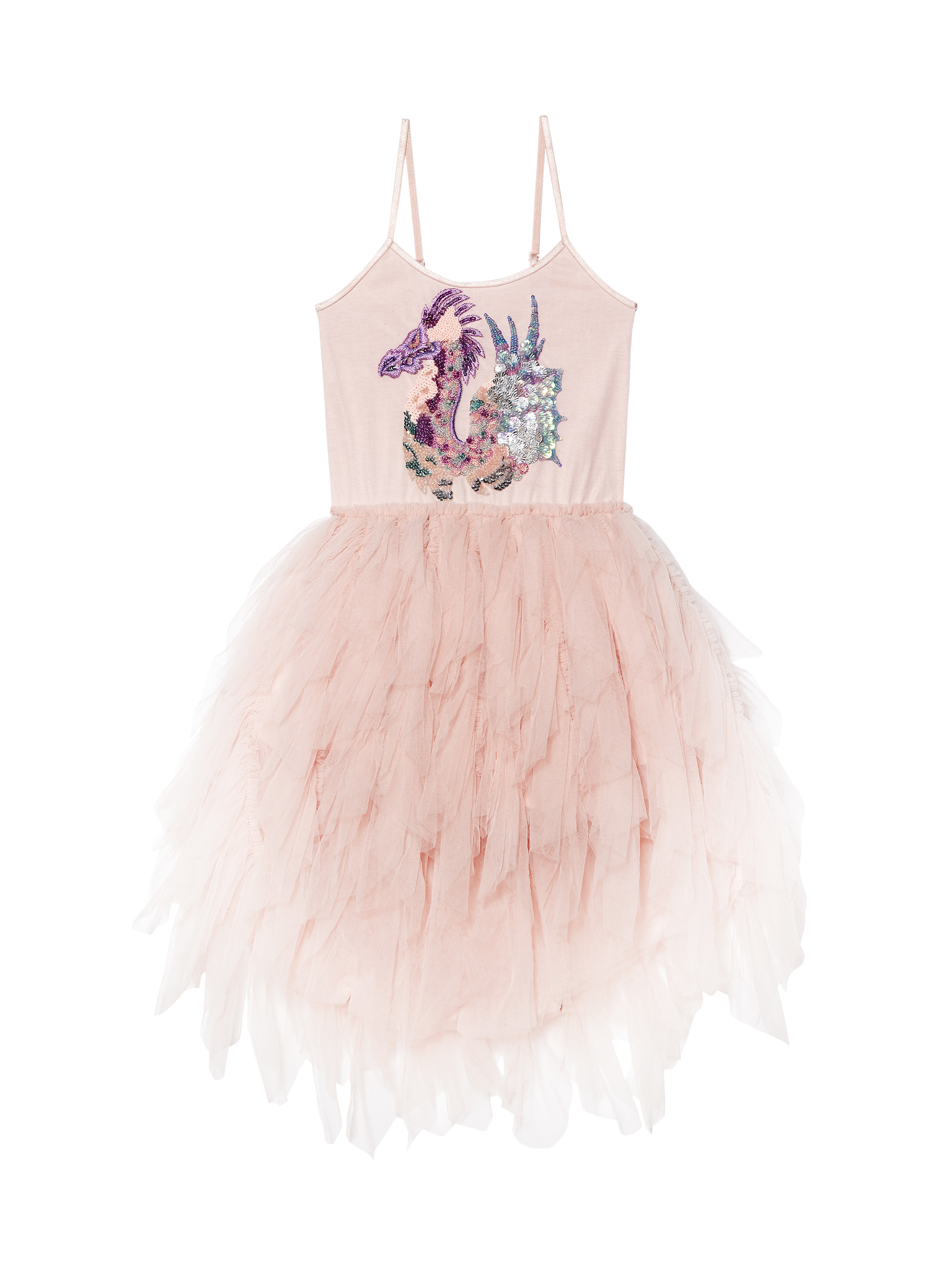 Tdm4310 splashing sea dragon tutu dress 01