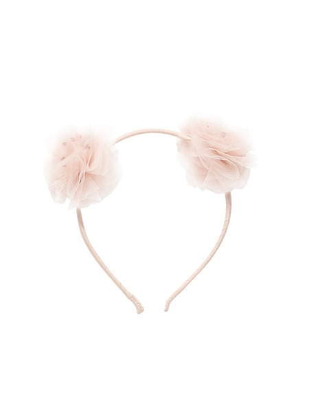 SEA BLOOM HEADBAND - TEA ROSE
