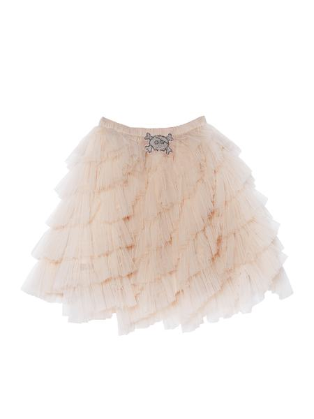 PRETTY EERIE SKIRT - HAZELNUT