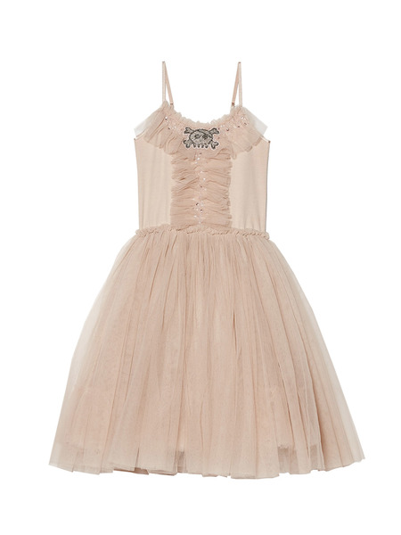 ALCHEMY TUTU DRESS - HAZELNUT