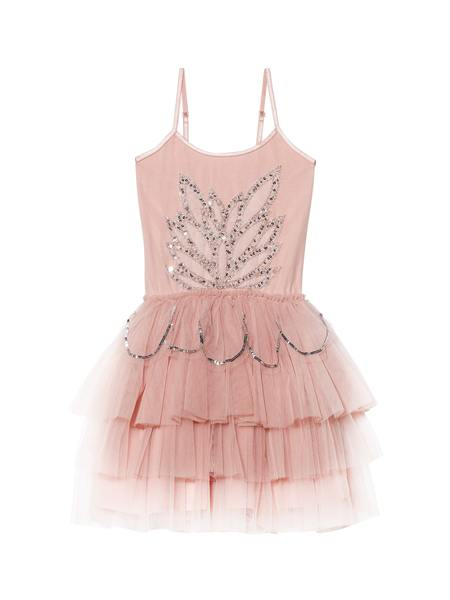 WHIMSICAL WONDER TUTU DRESS - ROSEBUD