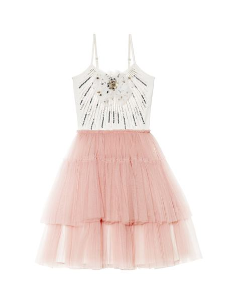 SHINING SPIRIT TUTU DRESS - ROSEBUD