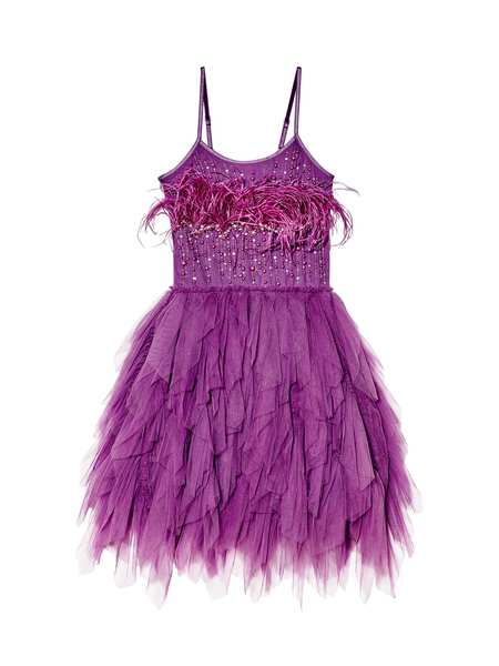 DANCING DUCHESS TUTU DRESS - AMETHYST