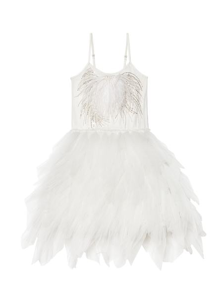 DECADENT DREAM TUTU DRESS - MILK