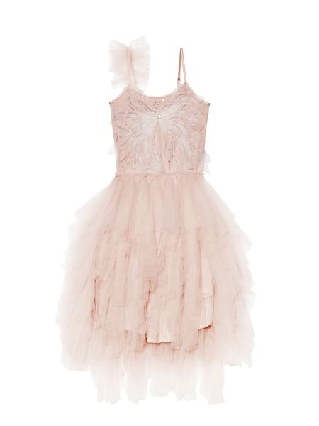 LET IT SNOW TUTU DRESS - POWDER