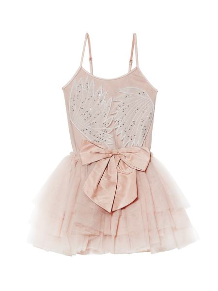 ROBIN'S WINGS TUTU DRESS - POWDER