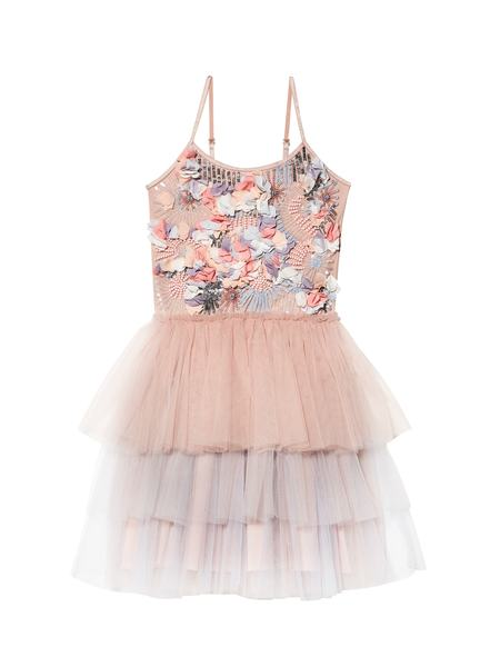 FIFTH AVENUE TUTU DRESS - POWDER