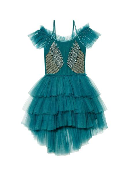 ANGEL'S SYMPHONY TUTU DRESS - EMERALD