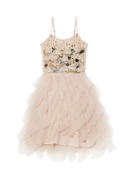 GOLDEN GLOW TUTU DRESS - APPLE PIE