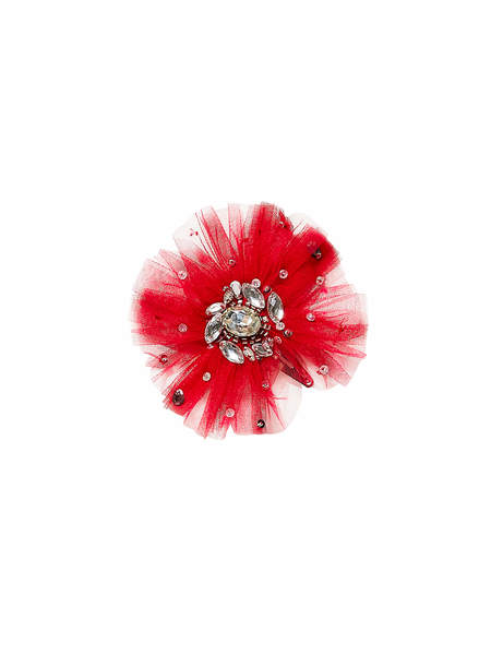 GLISTENING JEWELS HAIRCLIP - CHERRY