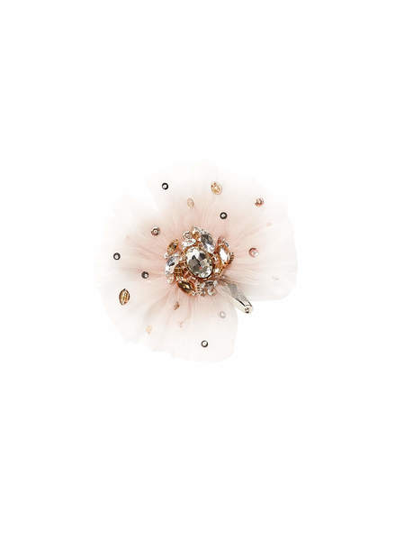 GLISTENING JEWELS HAIRCLIP - POWDER