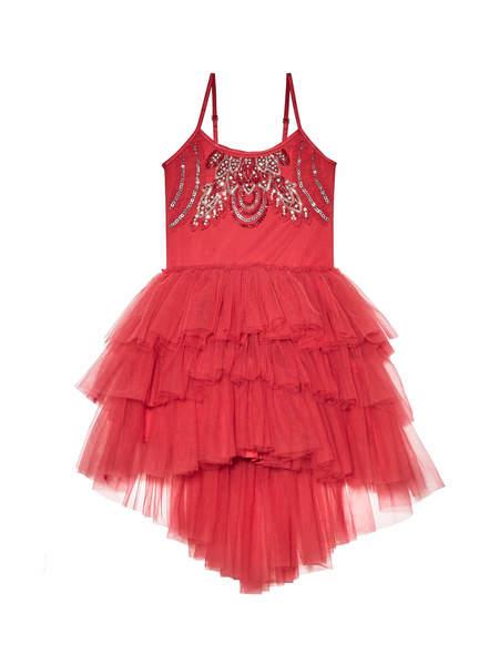 CHERRY ON TOP TUTU DRESS - CHERRY