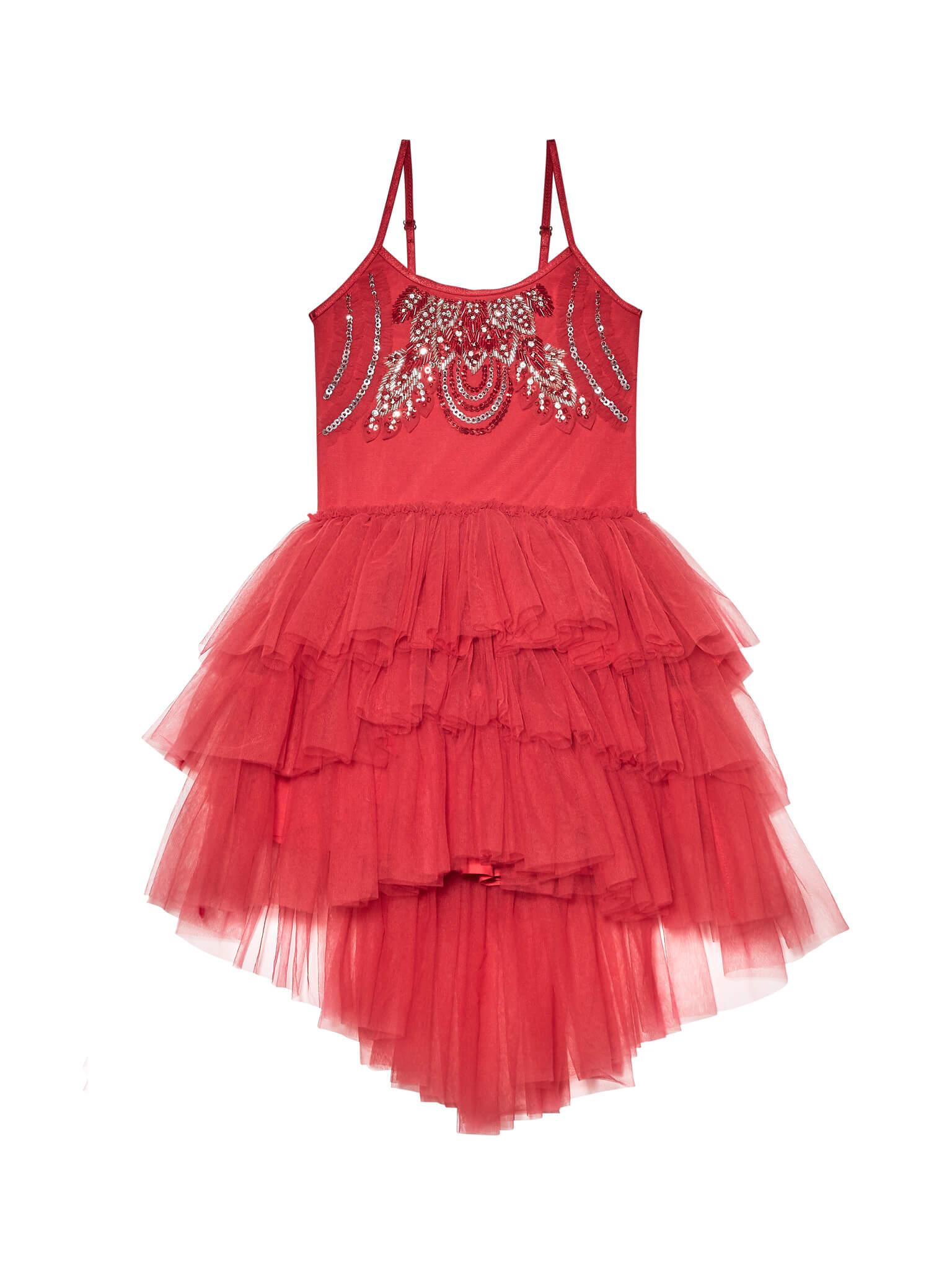 Cherry on top tutu dress 01