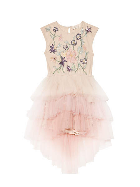 BLISSFUL DAYDREAM TUTU DRESS - APPLE PIE