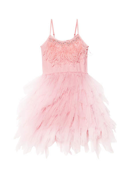QUEEN OF GEMS TUTU DRESS - PINK LEMONADE