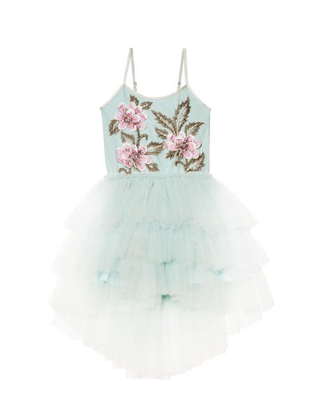 JULIETTE TUTU DRESS - ALPINE MIST