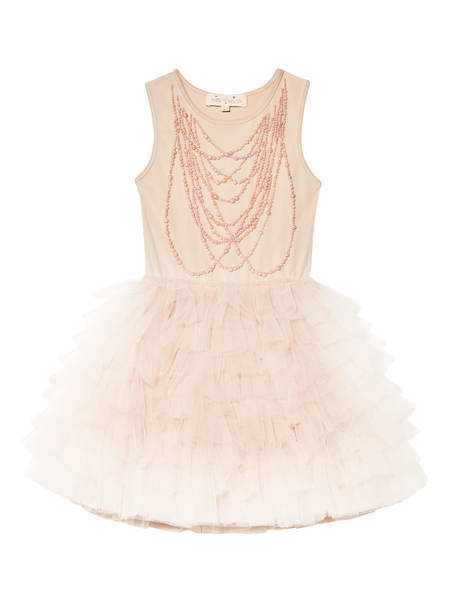 PRECIOUS PEARL TUTU DRESS - APPLE PIE