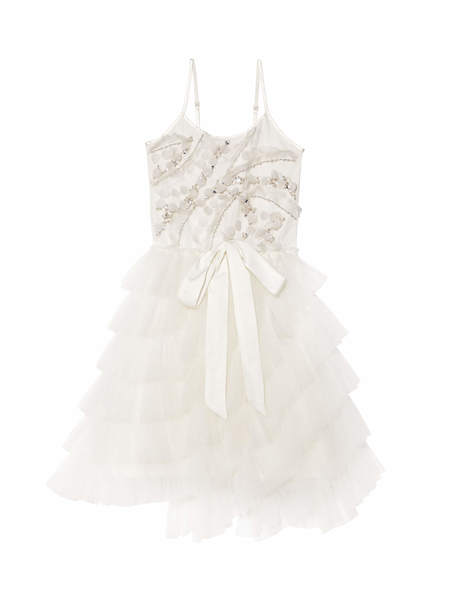 SWEET ETERNITY TUTU DRESS - MILK