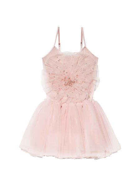 WITH ALL MY HEART TUTU DRESS - PORCELAIN PINK