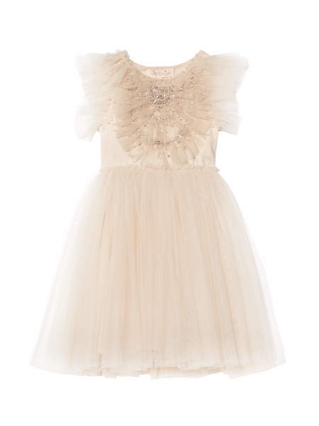 ETERNAL DREAMS TUTU DRESS - ALMOND KISS