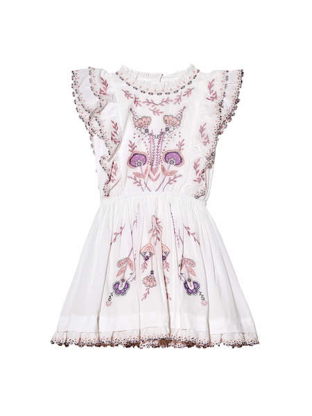 MUSICAL MOMENT DRESS - POTPOURRI