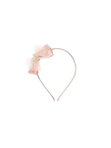 DARLING HEADBAND - PORCELAIN PINK