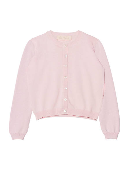 ANGELIC CARDIGAN - PORCELAIN PINK
