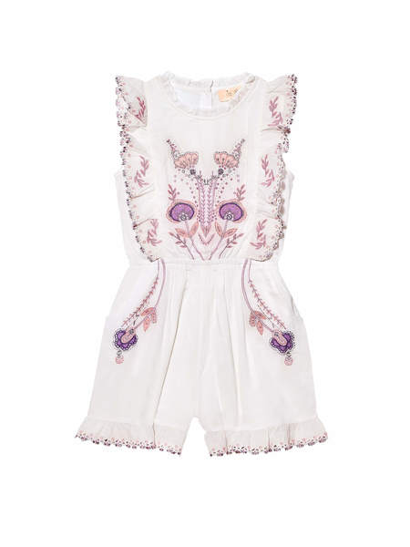 MUSICAL MOMENT PLAYSUIT - POTPOURRI