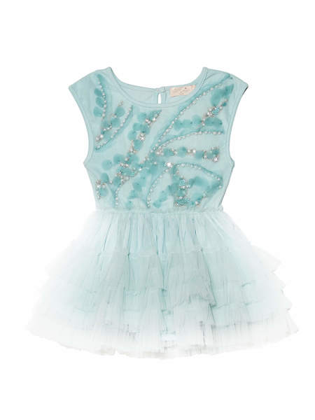 BÉBÉ - ETERNITY TUTU DRESS - ALPINE MIST