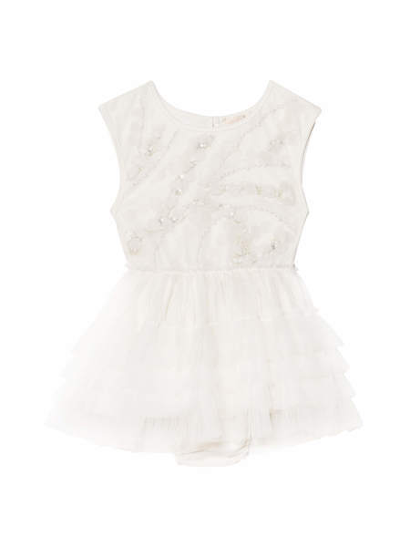BÉBÉ - ETERNITY TUTU DRESS - MILK