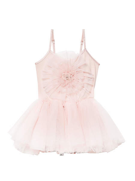 BÉBÉ - HEARTFELT TUTU DRESS - PORCELAIN PINK