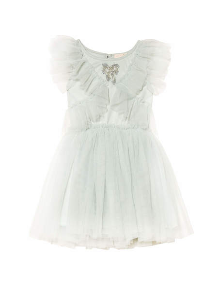 BÉBÉ - ELISA TUTU DRESS - HONEYDEW