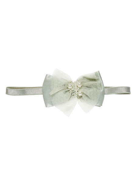 BÉBÉ - DARLING HEADBAND - HONEYDEW
