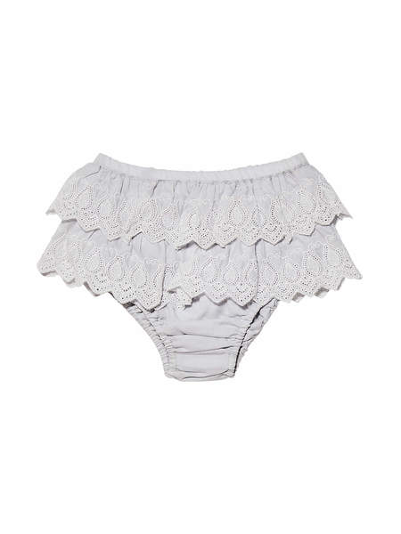 BÉBÉ - ARCADIA BLOOMERS - FRENCH SILVER