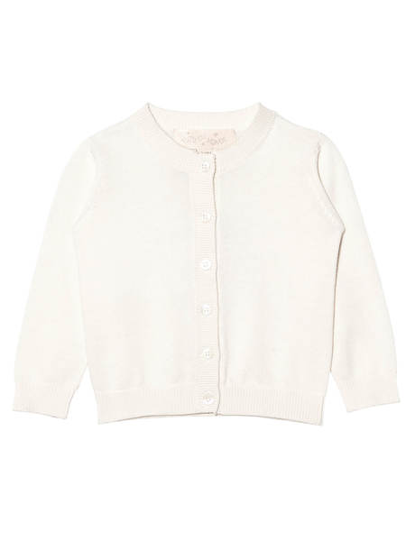 BÉBÉ - ANGELIC CARDIGAN - MILK