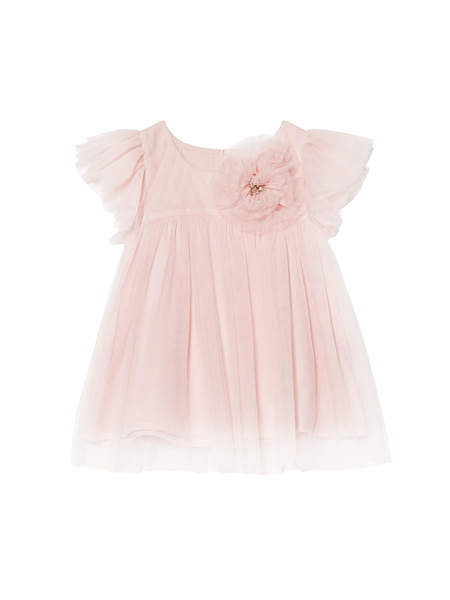 BÉBÉ - PENNY DRESS - PORCELAIN PINK