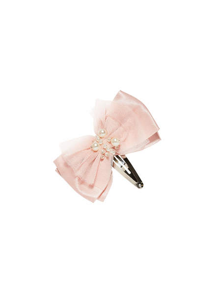 BÉBÉ - DARLING HAIRCLIP - PORCELAIN PINK