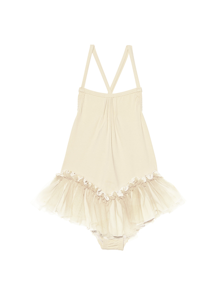 BELLE CHIARA SWIMSUIT - BEIGE