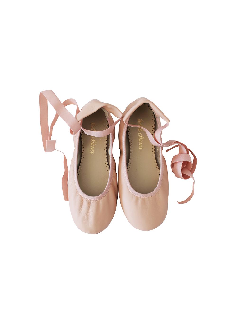 Belle chiara ballet flat rosa